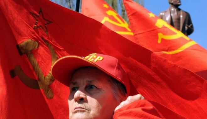 МОК может допустить россиян на Олимпиаду под флагом и гимном СССР