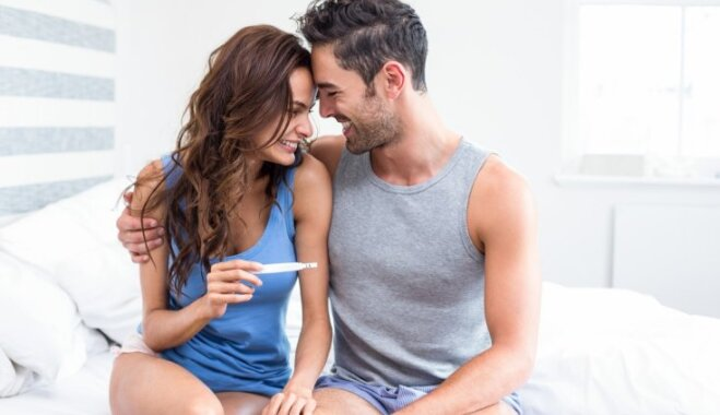 Topošos vecākus aicina uz lekciju par to, kā pāra attiecības ietekmē bērniņa ienākšana ģimenē