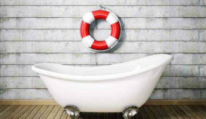 8 идей, как зрительно увеличить вашу маленькую ванную комнату