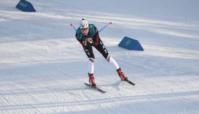 'Delfi' Phjončhanā: Bikše neapmierināts ar 15 km distanci un gatavojas otro reizi mūžā slēpot 50 km