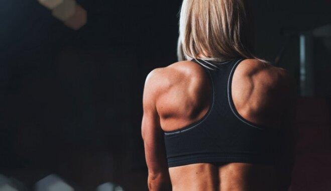 Izplatīti mīti, kas traucē iegūt sportisku augumu