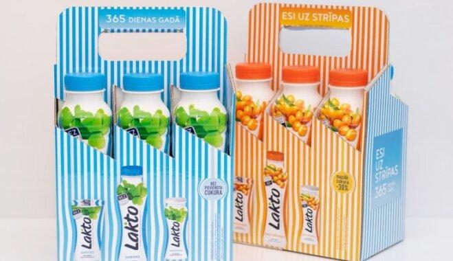 Noslēdzies 'Lakto' konkurss par iespēju laimēt produktu grozu