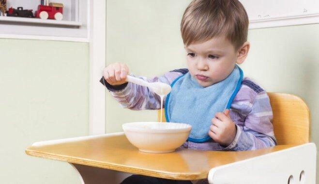 Biežākās vecāku kļūdas, izvēloties bērna uzturu