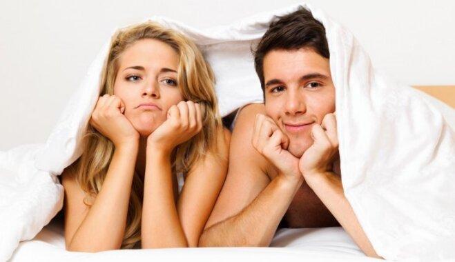 Почему женщины не достигают оргазма