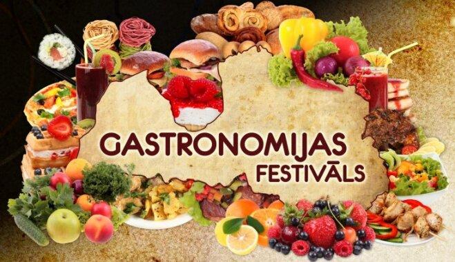 Konkurss par Gastronomijas festivālu noslēdzies