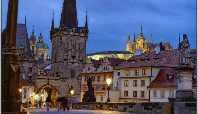 Ceļojums uz Prāgu