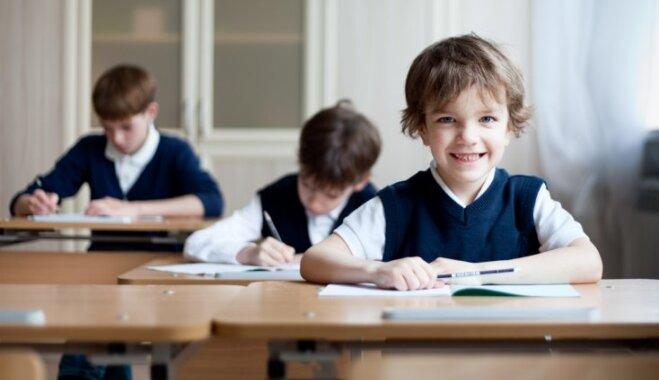 Trīs iemesli, kādēļ sākumklašu skolēniem nepieciešama stingra disciplīna