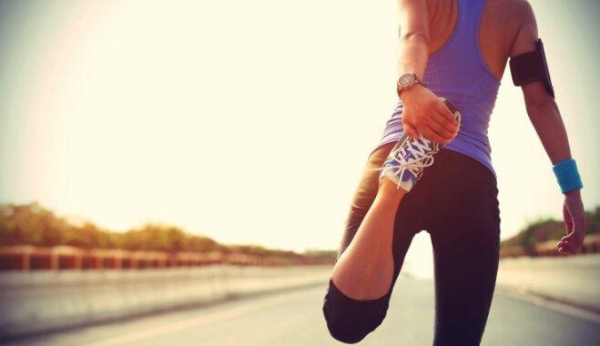 Fitnesa treneres ieteikumi lieliskas formas saglabāšanai vasarā