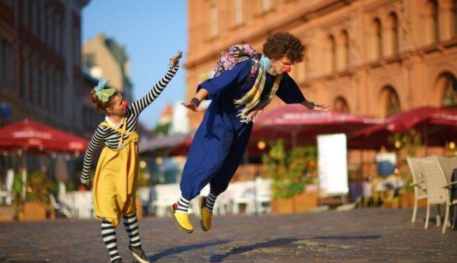 Записки Доктора Клоуна. Часть первая: откуда у докторов-клоунов ноги растут