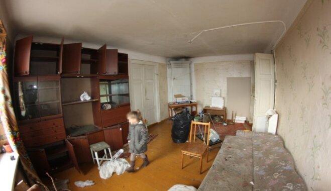 No grausta līdz elegancei – neticamas pārvērtības pieredzējis dzīvoklis Liepājā