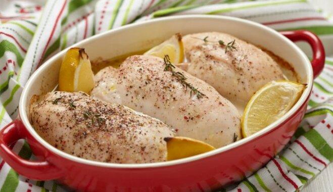 Сочные и невероятно вкусные – как приготовить в духовке идеальные куриные грудки