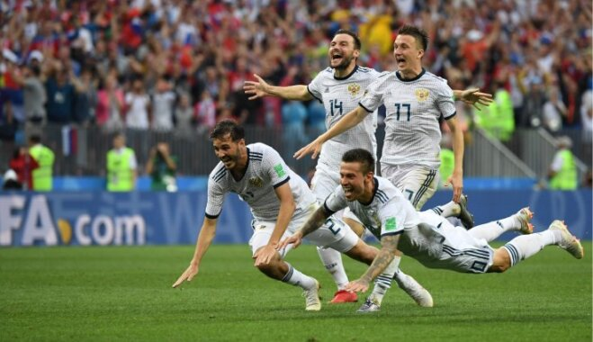Футболисты сборной России не получат денег от государства, но могут быть премиальные