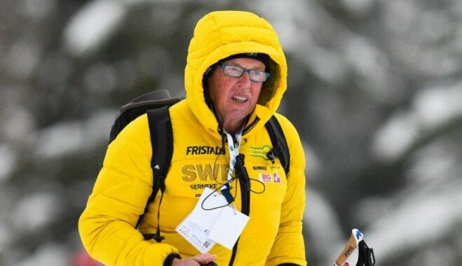 Krievijas olimpiskās diskvalifikācijas sekas: uz Phjončhanu nedrīkst doties Zviedrijas biatlona izlases treneris