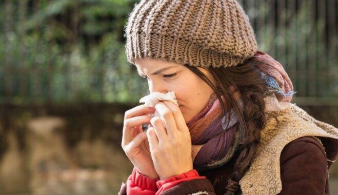 Nosargā savu veselību arī rudenī – ieteikumi iesnu ārstēšanai