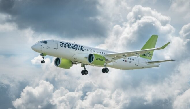 'airBaltic' uzsāk vasaras sezonas lidojumus deviņos jaunos maršrutos