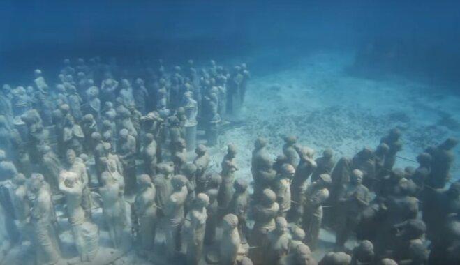Maģiskā zemūdens pasaule: nogrimušas pilsētas un citi interesanti tūrisma objekti