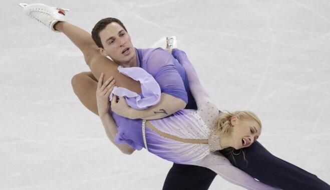 Савченко и Массо с мировым рекордом стали чемпионами Игр, российская пара — без наград