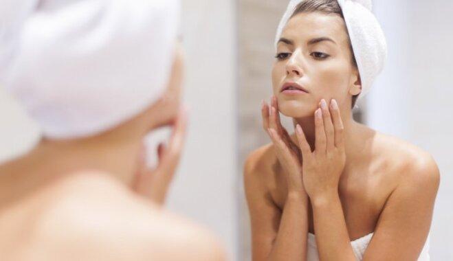 Sešas veselības problēmas, par ko liecina sausa āda