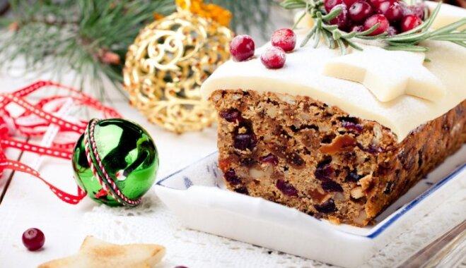 10 Ziemassvētku kēksi un kūkas, kas jācep jau tagad