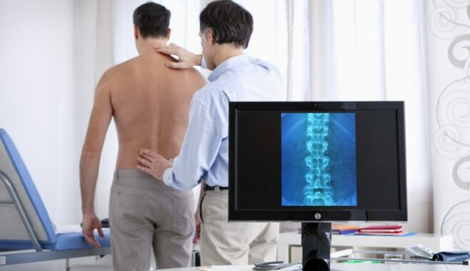 'Saplīsusi' mugura. Kā atlabt pēc starpskriemeļu disku bojājuma?
