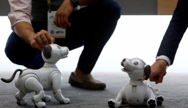 Sony представила новое поколение робота-собаки Aibo (ВИДЕО)