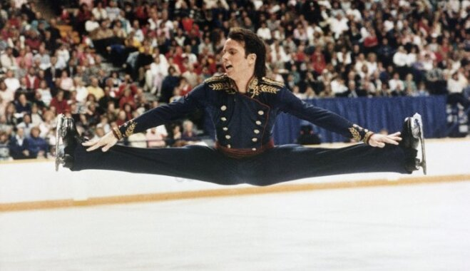 Foto: Olimpiešu sacensības Insbrukā, Leikplesidā, Sarajevā un Kalgari