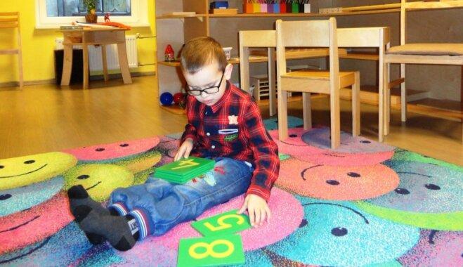 Pēc diagnozes – autisms – noteikšanas vecākiem sākas īsts murgs, apliecina mamma