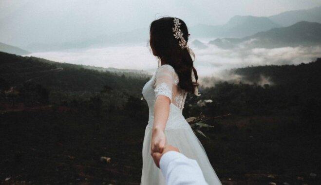 """Она сказала: """"Да"""". Как начать подготовку свадьбы?"""