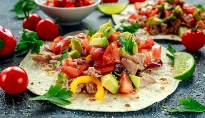 Ātri, kārdinoši un tik garšīgi! 17 veidi, kā radoši izmantot tortiljas plāksnes