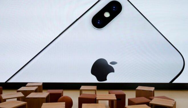 """Apple выпустила обновление iOS, исправляющее """"ошибку телугу"""""""