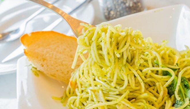 Подбираем соус в зависимости от формы макарон