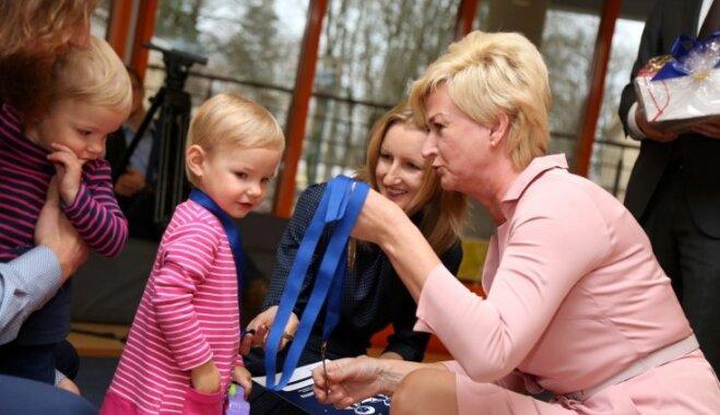 BKUS virsārste: Mūsdienās ir iespēja izglābt sevišķi agrīni piedzimušus bērniņus