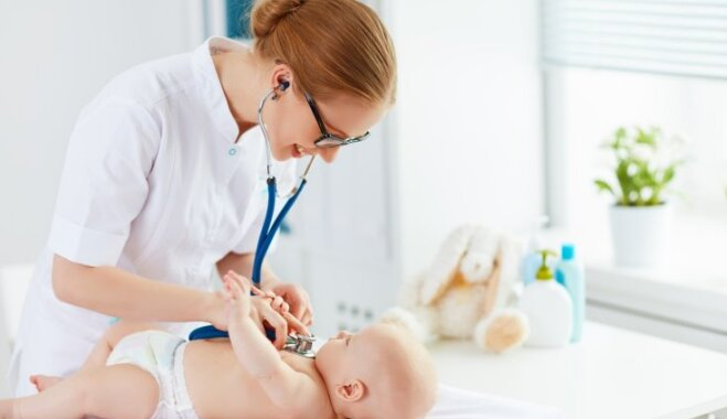 Kā bērnam atrast pediatru vai ģimenes ārstu