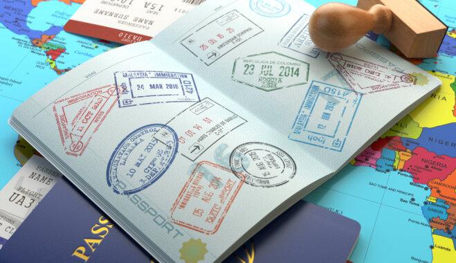 Стали известны страны с самыми влиятельными паспортами