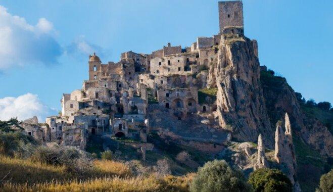 Neparasti skaistas vietas, kas jau gadu gadiem ir pamestas