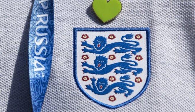 Anglijas futbola izlasei PK trāpījusies ne pārāk jauka mītnes vieta
