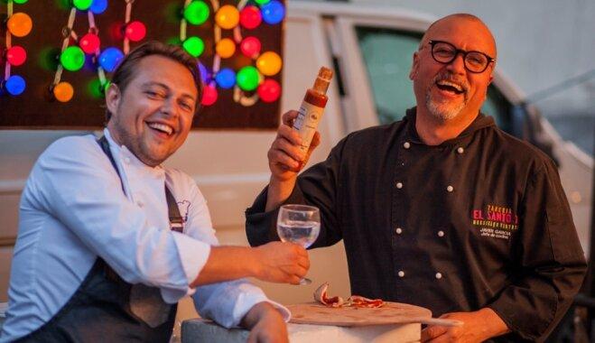 Jūnija trešdienās Kalnciema kvartāla 'Street Food' festivāls uzņems apgriezienus