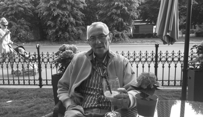 Ушел из жизни знаменитый лиепайский врач-диетолог Лев Хазан