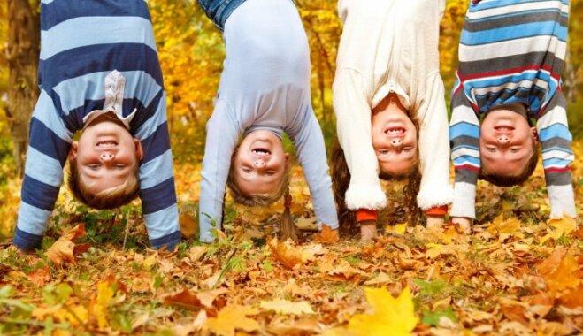 Pieci ikdienišķi ieradumi, kuri bērnam palīdzēs kļūt laimīgākam