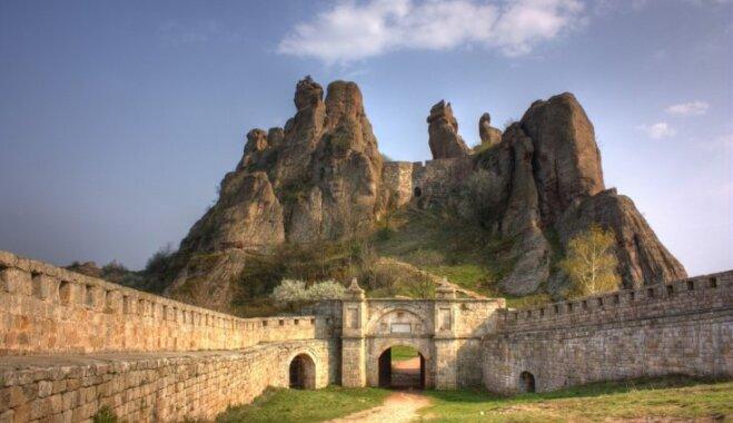 Belogradčikas cietoksnis Bulgārija