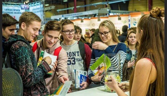 Marta sākumā Ķīpsalā notiks ikgadējā izstāde 'Skola 2019'