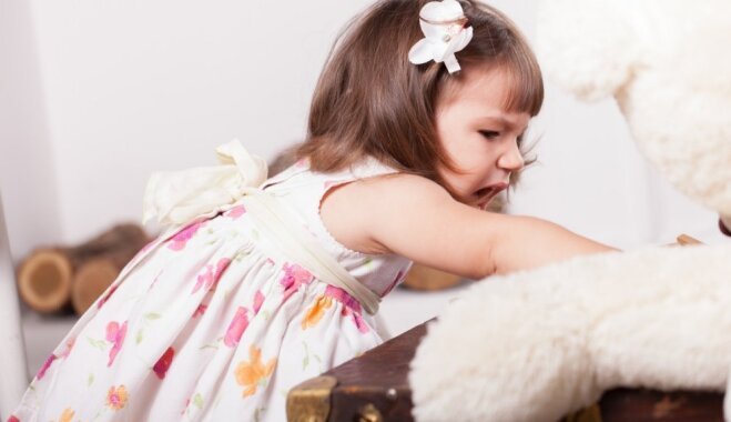 Vecāki aicināti apmeklēt lekcijas par bērna nervu sistēmas attīstību un traucējumiem