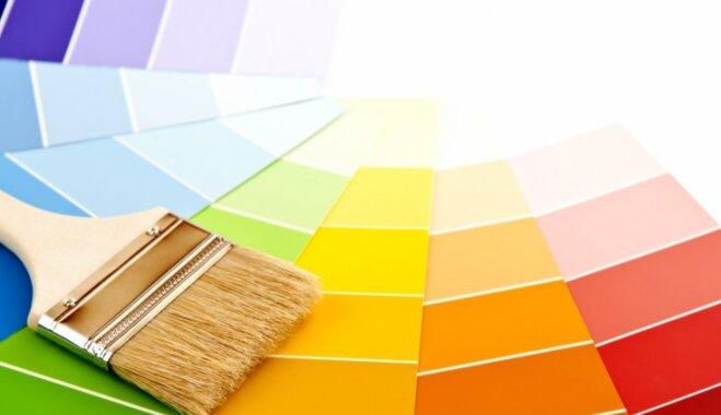 Mūsdienīgas krāsu kombinācijas – kādi toņi labi sader kopā