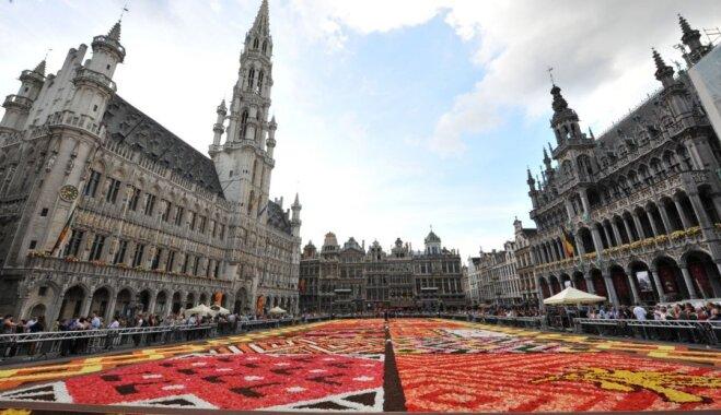 Īsais ceļvedis tiem, kuri dodas uz Briseli