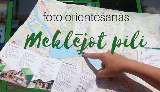 19. augustā Salaspilī notiks bezmaksas foto orientēšanās piedzīvojums