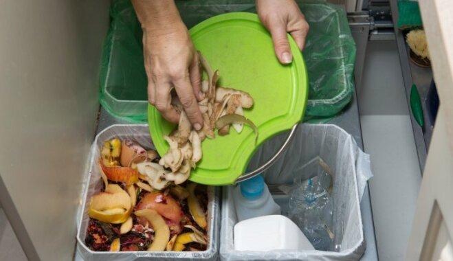 Kompakti un dabai draudzīgi: idejas kompostam virtuvē