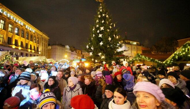 От Риги до Лиепаи и Даугавпилса: где и как можно встретить 2018-й год