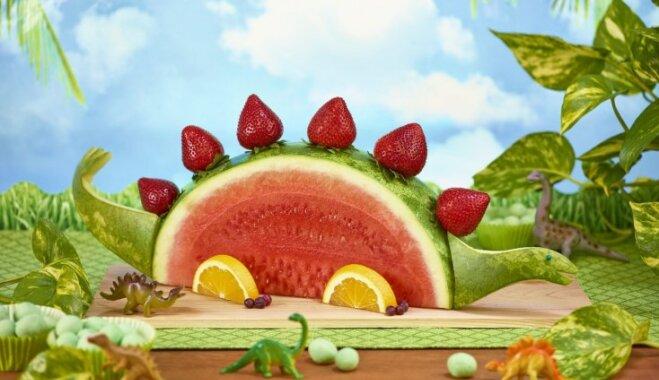 Чудо-ягода: пять необычных блюд из арбуза для любой вечеринки
