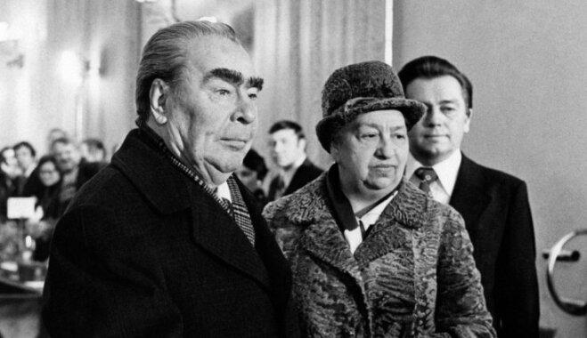 Padomju mājsaimniece, kura sabiedrībā nerādījās – Viktorija Brežņeva