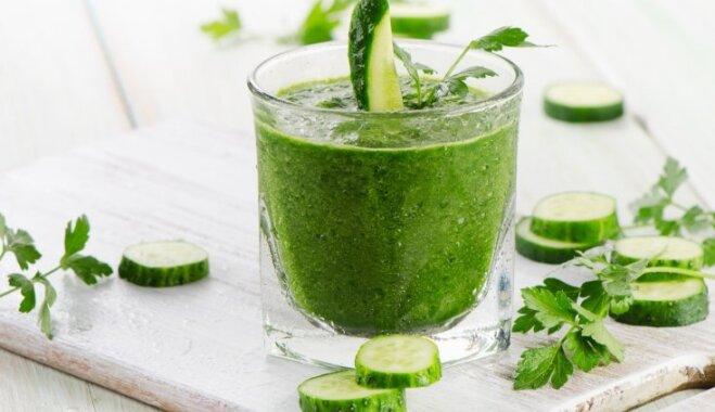 зеленый чай очищения организма